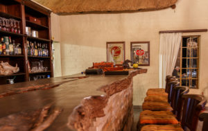 Shikwari Nature Reserve - Bar Counter