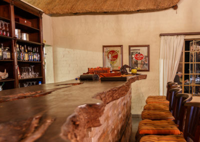 Shikwari Nature Reserve - Bar Counter