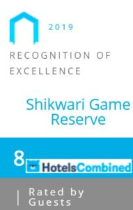 Shikwari Nature Reserve - Recognition of Excellence