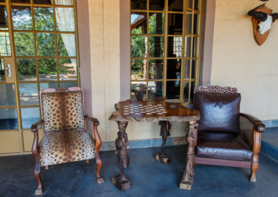 Shikwari Nature Reserve - Chess Board