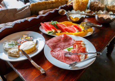 Shikwari Nature Reserve - Continental breakfast