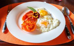 Shikwari Nature Reserve - English Breakfast