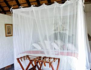 Shikwari Nature Reserve - Marula-draped-king-bed