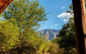 Shikwari Nature Reserve - Mountain View