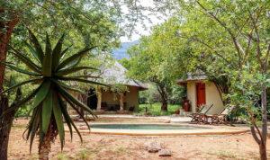 Shikwari Nature Reserve - Pangolin Suite