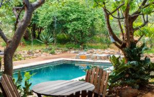 Shikwari Nature Reserve - Pool