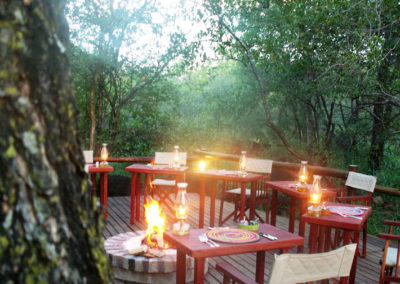 Shikwari Nature Reserve - Boma Deck