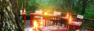 Shikwari Nature Reserve - Deck-Boma