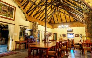 Shikwari Nature Reserve - Dining and Lounge