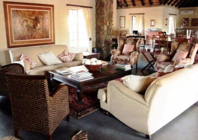 Shikwari Nature Reserve - Lounge
