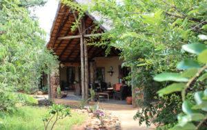 Shikwari Nature Reserve - Veranda